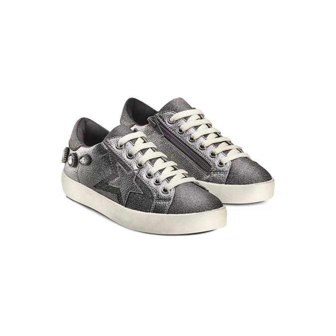 Chaussures Enfant mini-b, Argent, 321-1426 - 16