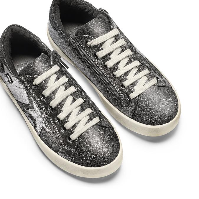 Chaussures Enfant mini-b, Argent, 321-1426 - 26