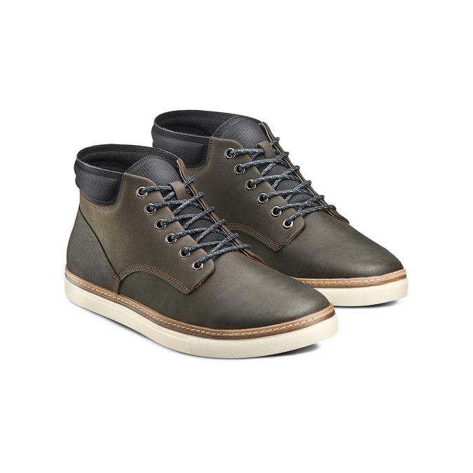 BATA RL Chaussures Homme bata-rl, Noir, 841-6489 - 16