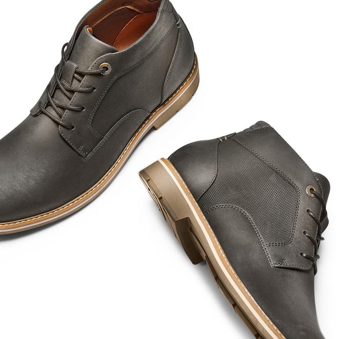 BATA RL Chaussures Homme bata-rl, Noir, 821-6904 - 26