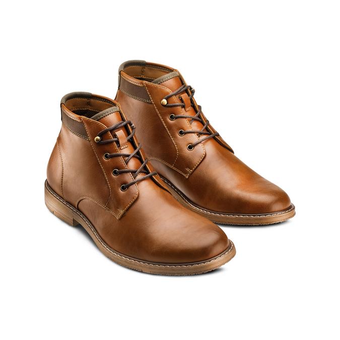 BATA RL Chaussures Homme bata-rl, Brun, 821-3930 - 16