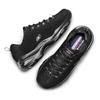 Chaussures Femme skechers, Noir, 501-6128 - 26