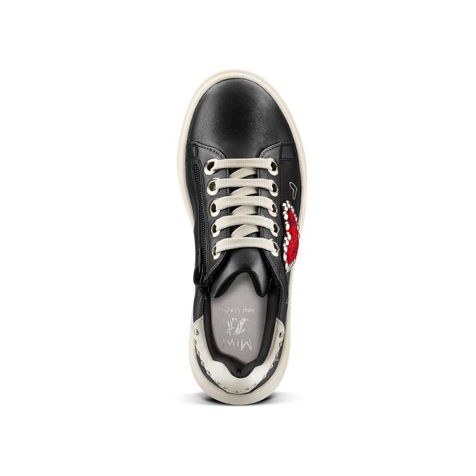 Chaussures Enfant mini-b, Noir, 321-6427 - 17