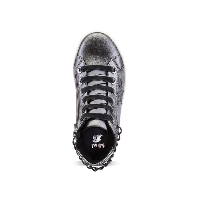 Chaussures Enfant mini-b, Gris, 321-2428 - 17