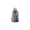 BATA M Chaussures Femme, Gris, 724-2261 - 16