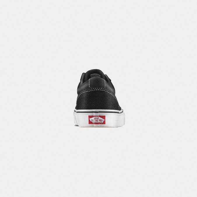 Chaussures Enfant vans, Noir, 503-6143 - 15