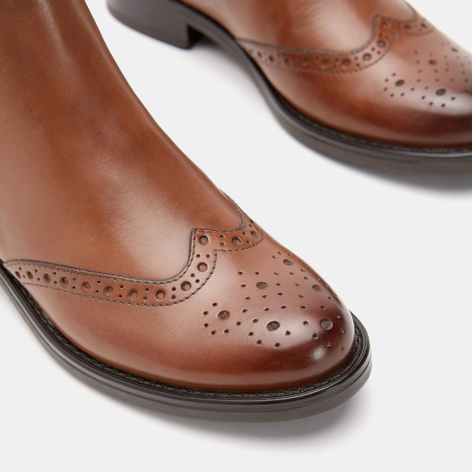 Chaussures Femme bata, Brun, 594-3392 - 26
