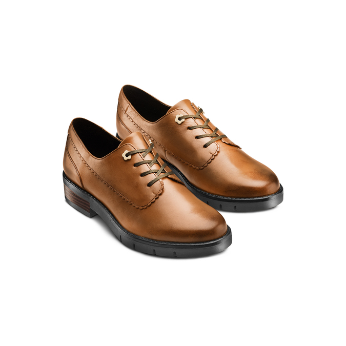 FLEXIBLE Chaussures Femme flexible, Brun, 524-3258 - 16