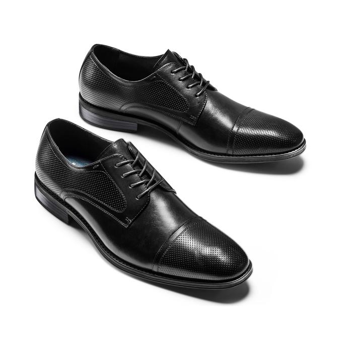 Chaussures Homme bata, Noir, 824-6344 - 26