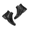 BATA Chaussures Femme bata, Noir, 594-6596 - 26