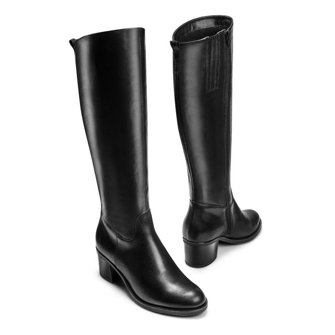 BATA Chaussures Femme bata, Noir, 694-6263 - 26