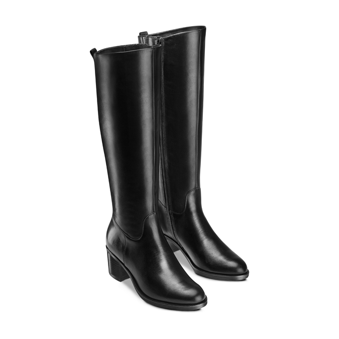 BATA Chaussures Femme bata, Noir, 694-6263 - 16