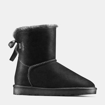 Chaussures Femme bata, Noir, 593-6479 - 13