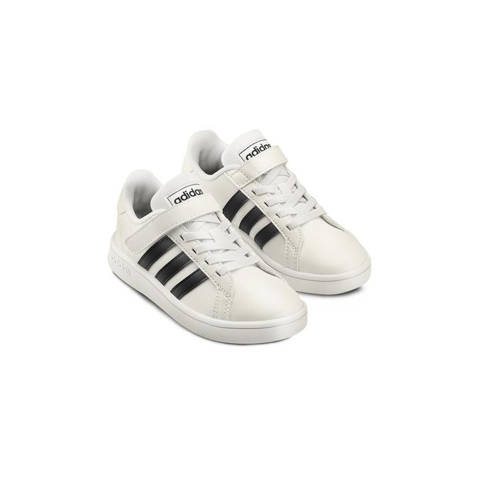 Chaussures Enfant adidas, Blanc, 301-1267 - 16