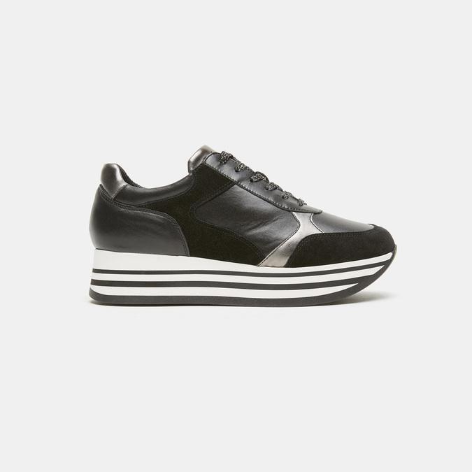 Chaussures Femme bata, Noir, 644-6153 - 13