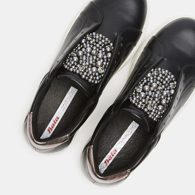 Chaussures Femme bata, Noir, 541-6547 - 17