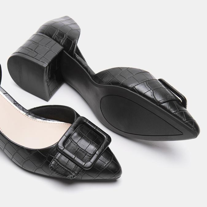 Chaussures Femme bata-rl, Noir, 621-6154 - 17
