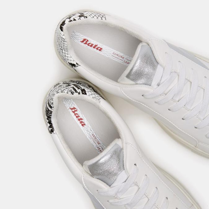 Chaussures Femme bata, Blanc, 541-1559 - 15