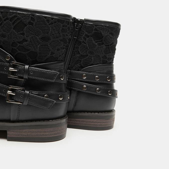 Chaussures Femme bata, Noir, 591-6159 - 16