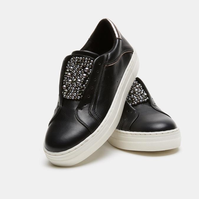 Chaussures Femme bata, Noir, 541-6547 - 19