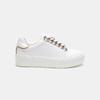Chaussures Femme bata, Blanc, 541-1550 - 13