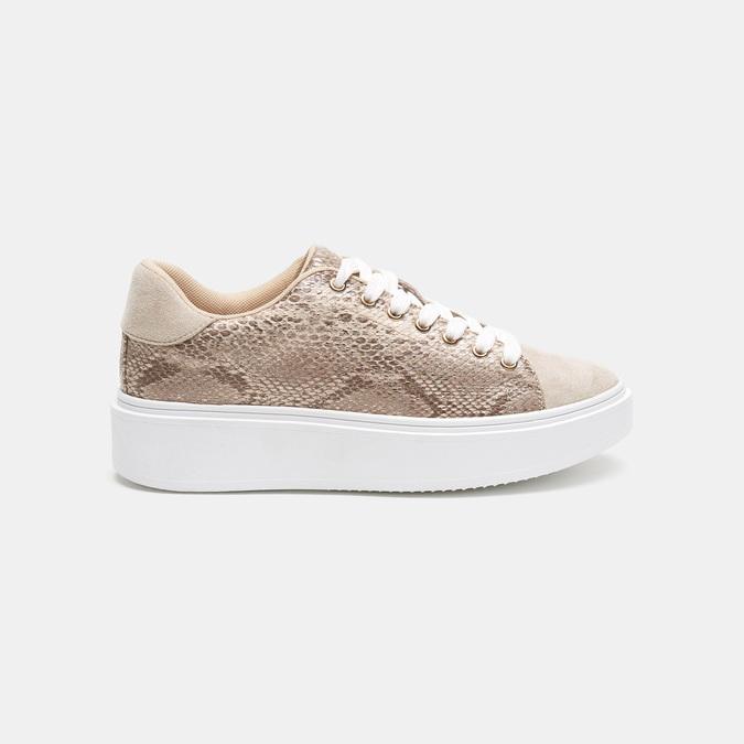 Chaussures Femme bata, Beige, 541-8554 - 13