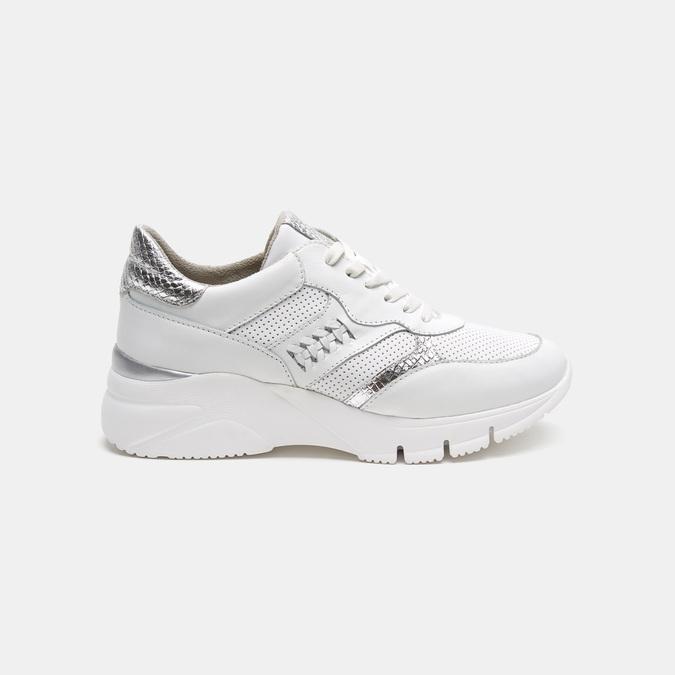 Chaussures Femme bata, Blanc, 644-1158 - 13