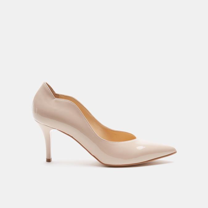 Chaussures Femme bata, Beige, 721-8356 - 13