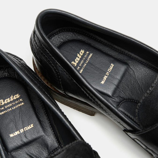Chaussures Homme bata, Bleu, 814-9138 - 16