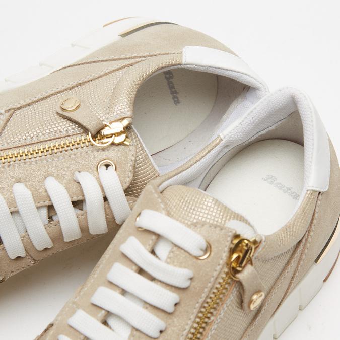 Chaussures Femme flexible, Beige, 543-8579 - 19