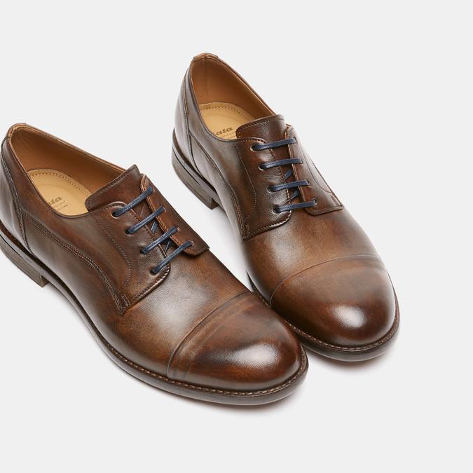 Chaussures Homme bata, Brun, 824-4208 - 26