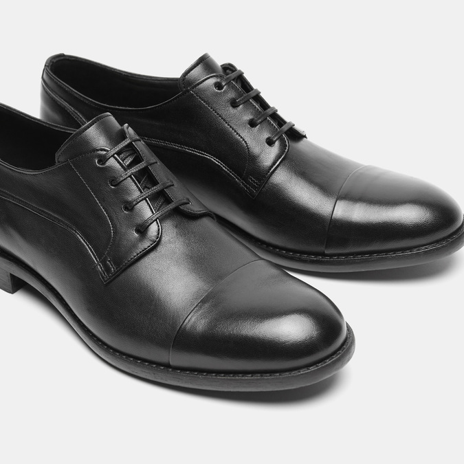 Chaussures Homme bata, Noir, 824-6207 - 26