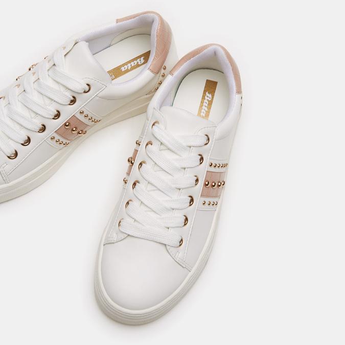 Chaussures Femme bata, Blanc, 541-1552 - 17