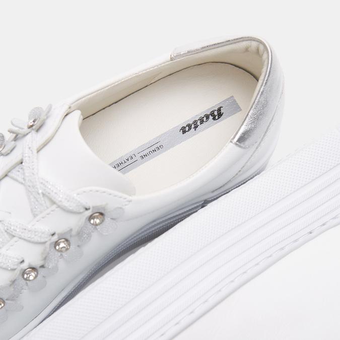 Chaussures Femme bata, Blanc, 544-1548 - 19
