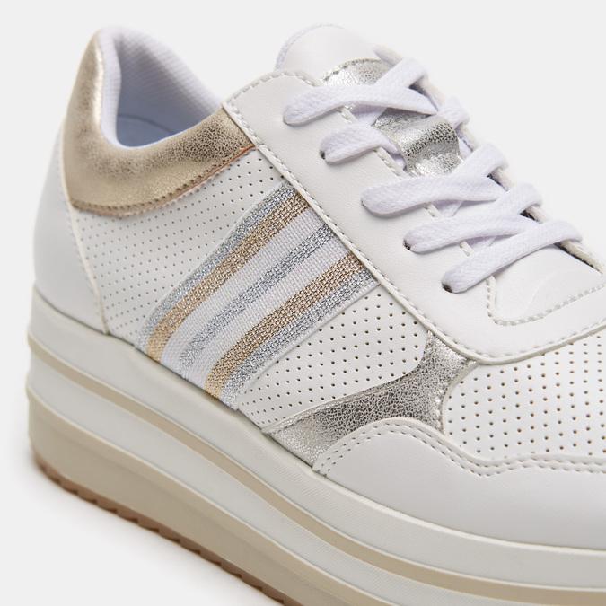 Chaussures Femme bata-light, Blanc, 641-1161 - 26
