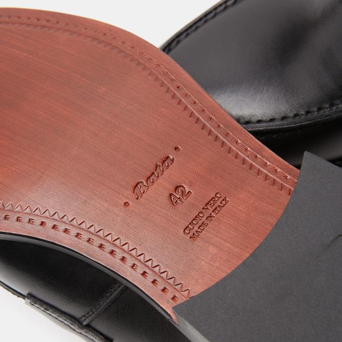 Chaussures Homme bata, Noir, 814-6125 - 15