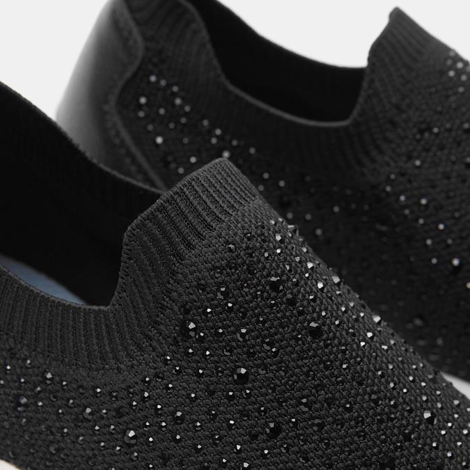 Chaussures Femme bata-light, Noir, 539-6168 - 26