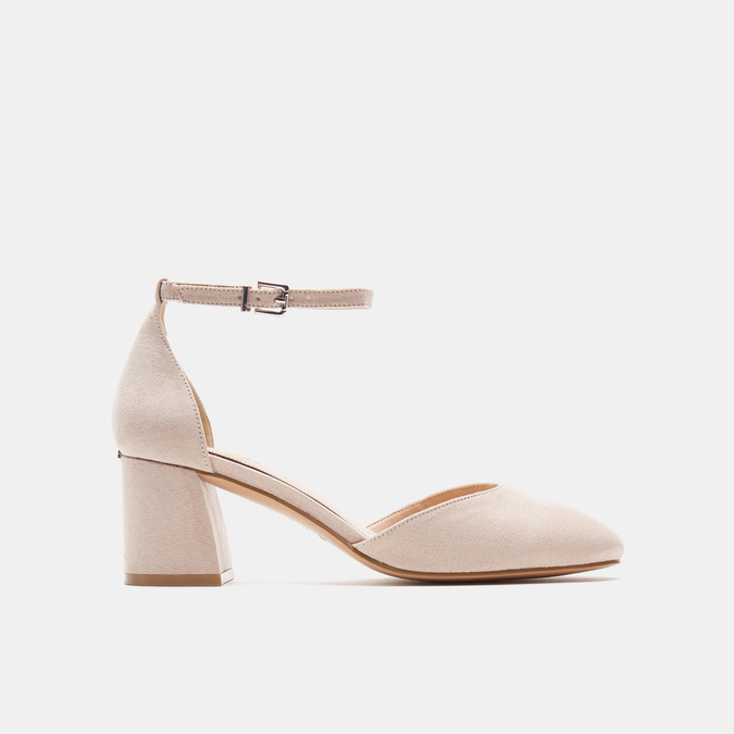Chaussures Femme insolia, Beige, 629-8199 - 13