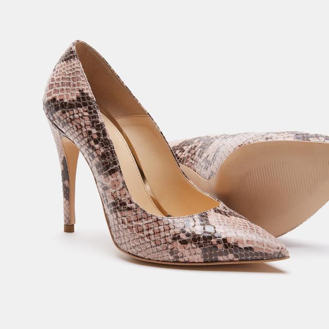 Chaussures Femme bata, Beige, 721-8352 - 19