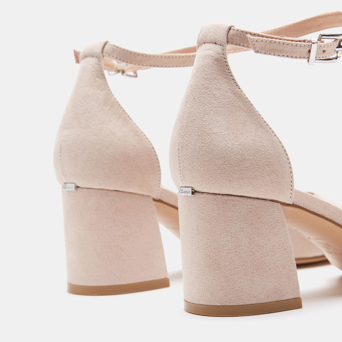 Chaussures Femme insolia, Beige, 629-8199 - 26