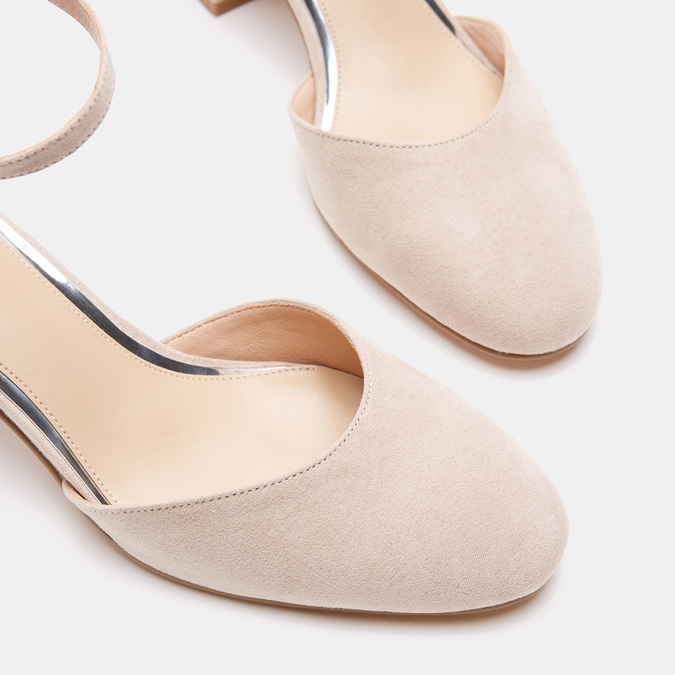 Chaussures Femme insolia, Beige, 629-8199 - 16