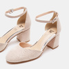 Chaussures Femme insolia, Beige, 629-8199 - 17