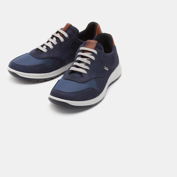 Chaussures Homme bata, Bleu, 844-9941 - 16
