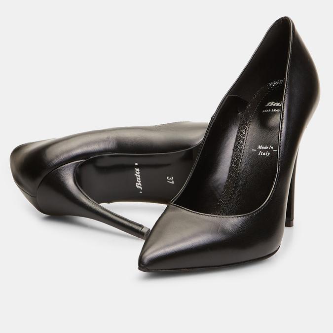 Chaussures Femme bata, Noir, 724-6353 - 19