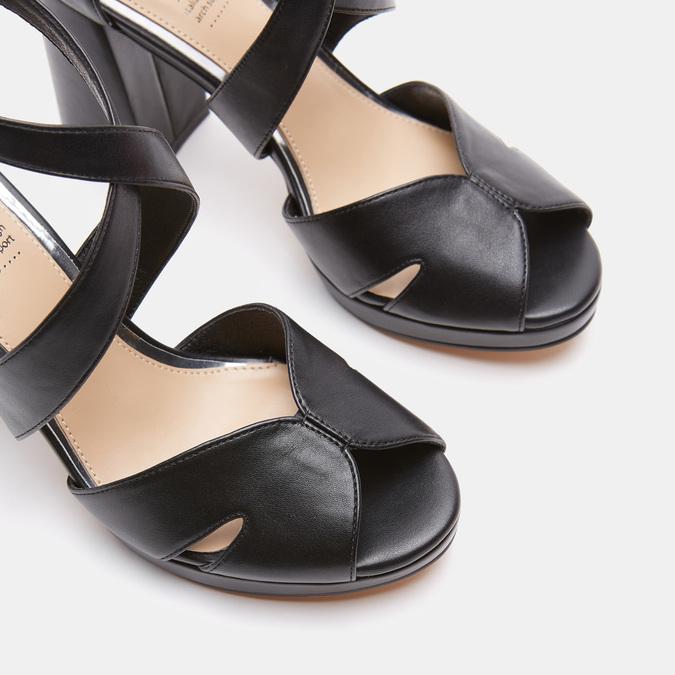 Chaussures Femme insolia, Noir, 761-6415 - 16