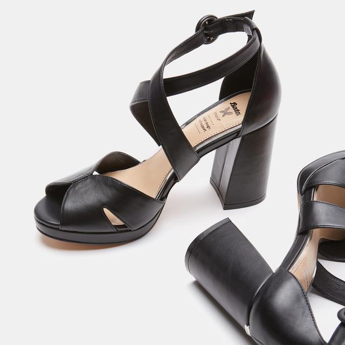 Chaussures Femme insolia, Noir, 761-6415 - 17