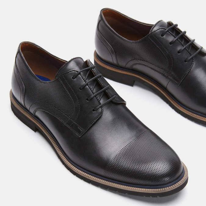 Chaussures Homme bata, Noir, 824-6118 - 15