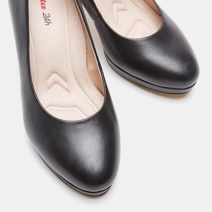 Chaussures Femme, Noir, 724-6406 - 15