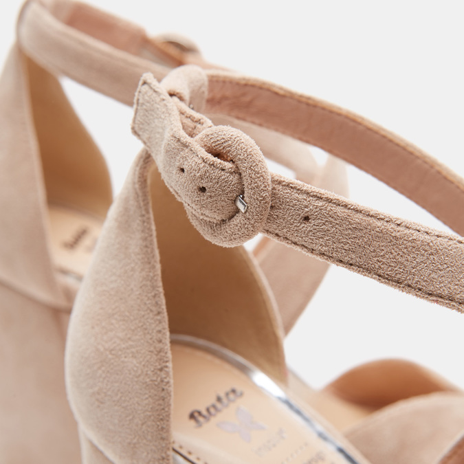 Chaussures Femme insolia, Rose, 769-5415 - 26