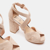 Chaussures Femme insolia, Rose, 769-5415 - 19